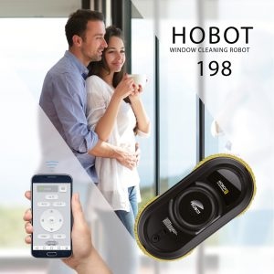 Hobot 198 robot do mycia okien
