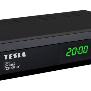 TESLA Duplex T2 – podwójny tuner DVB-T2, H.265 (HEVC)