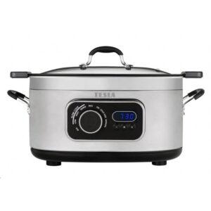 TESLA MultiCook M50 – wielofunkcyjny garnek elektryczny (wolnowar, gotowania sous-vide, smażenia, duszenia, pieczenia, gotowania na parze, gotowania ryżu lub przygotowania jogurtu)