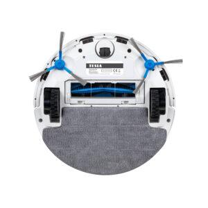 TESLA RoboStar iQ600 robot odkurzajaco-mopujący, nawigacja laserowa, aplikacja w jezyku polskim NOWOŚĆ