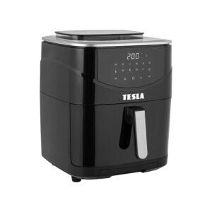 TESLA AirCook & Steam QS500 – wielofunkcyjna frytkownica na gorące powietrze i parowar